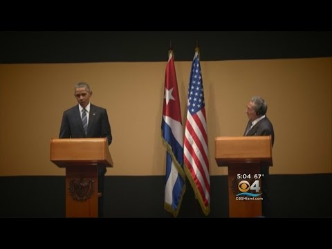 Castro Asked About Human Rights And Political Prisoners In Cuba