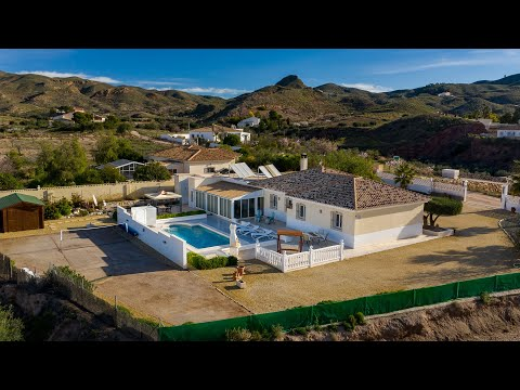 Spanish Property - Villa In 'Aljambra' - Albox (Almería): NICLA Ref. CDA684