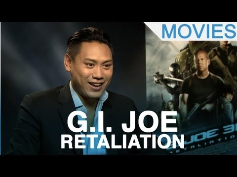 G.I. Joe: Retaliation director Jon M. Chu on swapping dance for action