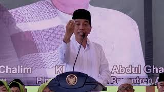 Silaturahmi dengan Muslimat NU dan Para Ulama, Cianjur, 8 Februari 2019