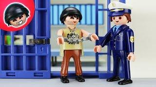 Playmobil Polizei Film - 24h JA SAGEN CHALLENGE! KARLCHEN KNACK #134