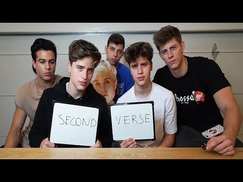 Thumbnail: WE REACT TO THE SECOND VERSE