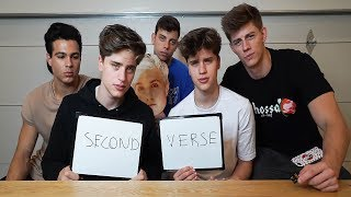 WE REACT TO THE SECOND VERSE