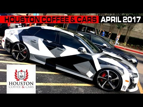 Cars And Coffee Houston April
