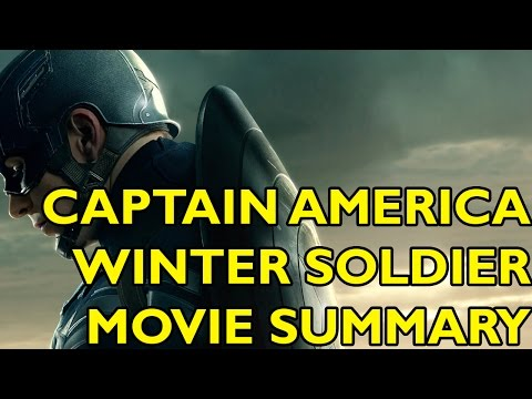 Movie Spoiler Alerts - Captain America 2 - The Winter Soldier (2014) Video Summary