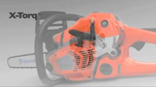 Chainsaw Features: Husqvarna 550XP
