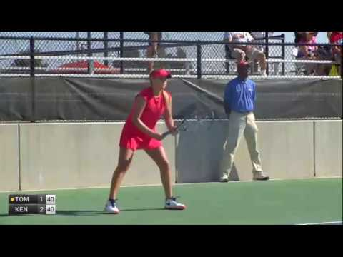 Tomljanovic Ajla v Kenin Sofia - 2017 ITF Stockton
