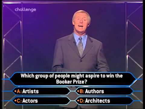 Who Wants To Be A Millionaire  Series 1 Episode 10