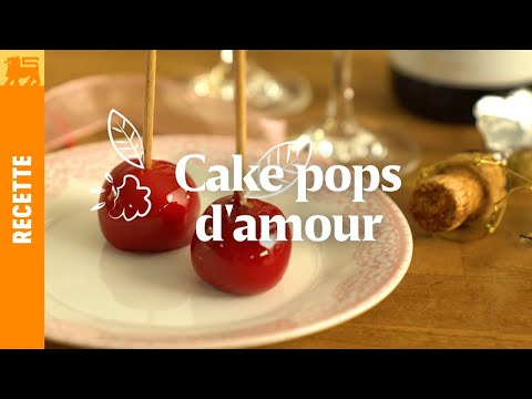 Cake Pops d'amour