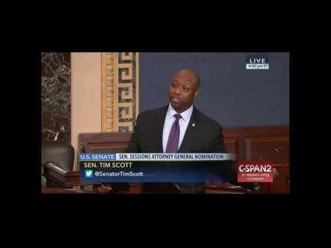 GOP Senator Tim Scott Exposes Liberal Racism