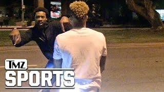 DeAndre Jordan -- Stripper Forecast: No Rain!