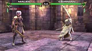 EVO 2009 Soul Calibur IV Winner