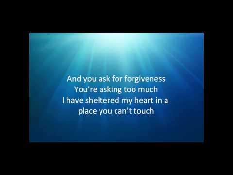 sarah mclachlan - forgiveness with lyrics