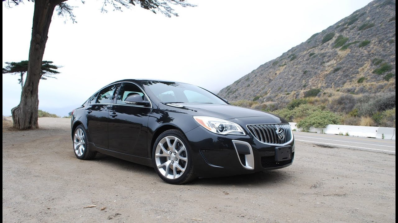 2018 Buick Regal Review Release Date Price Features Specs