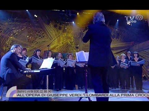 """""""La canzone di noi"""" - Il coro """"Perla Verde"""" di Riccione"""