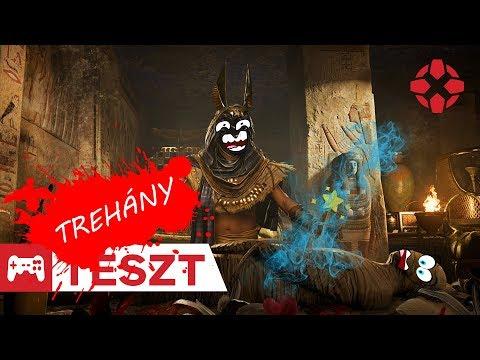 Trehány teszt - Assassin's Creed Origins:  Discovery Tour Mode