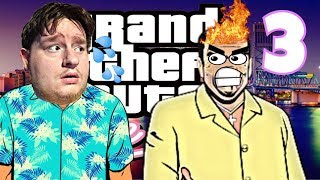 DIAZ IS CRAZY! | Grand Theft Auto: Vice City Gameplay(Part 3)