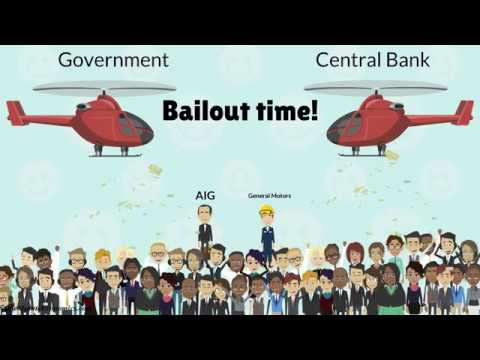 Systemic Risk (Too Big to Fail) Explained in One Minute