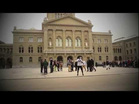 Der Harlem Shake in Bern: Grosses Kino!