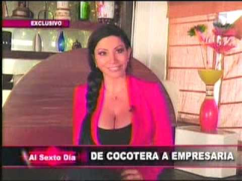De cocotera a empresaria: Paola Ruiz cuenta su vida en Al Sexto Día