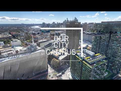 Getting to know the UTS City campus
