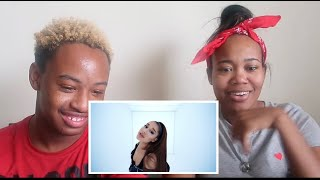 Ariana Grande's Vogue Cover Video Performance | Vogue *REACTION*