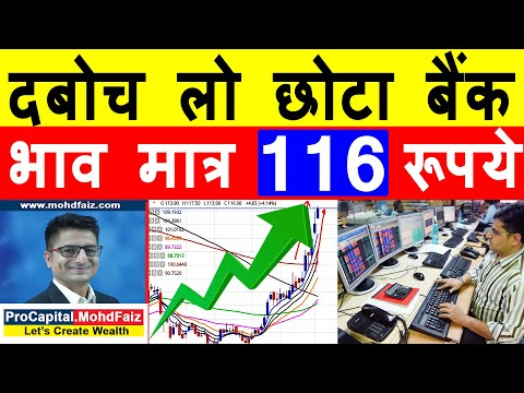 BEST SMALL CAP STOCKS TO BUY   BEST BANKING STOCKS TO BUY   DCB BANK SHARE PRICE TARGET ANALYSIS