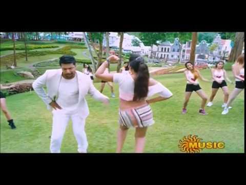 Anjali HOT Scenes from Sagalakala Vallavan (Appatakkar)