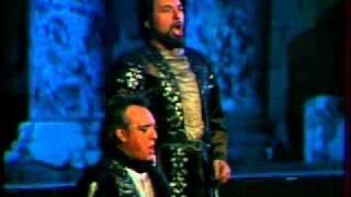 Jaime Aragall & Renato Bruson -  Dio Che Nell