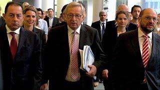Presidenza della Commissione europea, oggi il voto