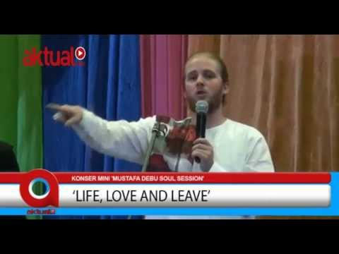 'Mustafa Debu Soul Session', Pertunjukan Musik dan Berbagi Cerita