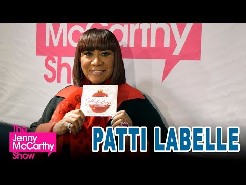 Patti LaBelle on The Jenny McCarthy Show