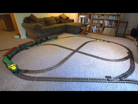 Advanced Lesson On Using Reversing Loops With DCC Model Trains