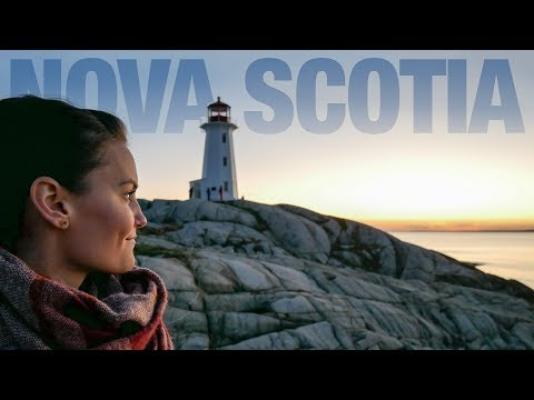 Our favorite places in Nova Scotia