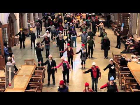 Superconductivity Dance Flash Mob  (emergentuniverse.org)