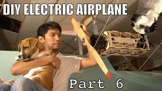 DIY Electric ultralight pt6 (GIANT MOTORS and final checks)