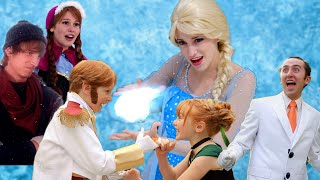 Download lagu Frozen the Movie - in Real Life