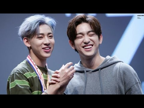 GOT7 WHEN: Jinyoung tries to become a good mother