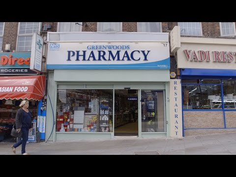 Greenwood Pharmacy In Wood Green