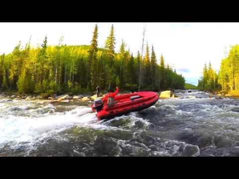 Russia: North Siberia 2015 /Jet Extreme boat/
