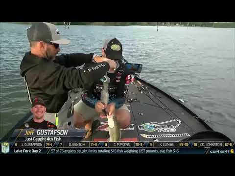 2019 Bassmaster LIVE At Lake Fork - Monday