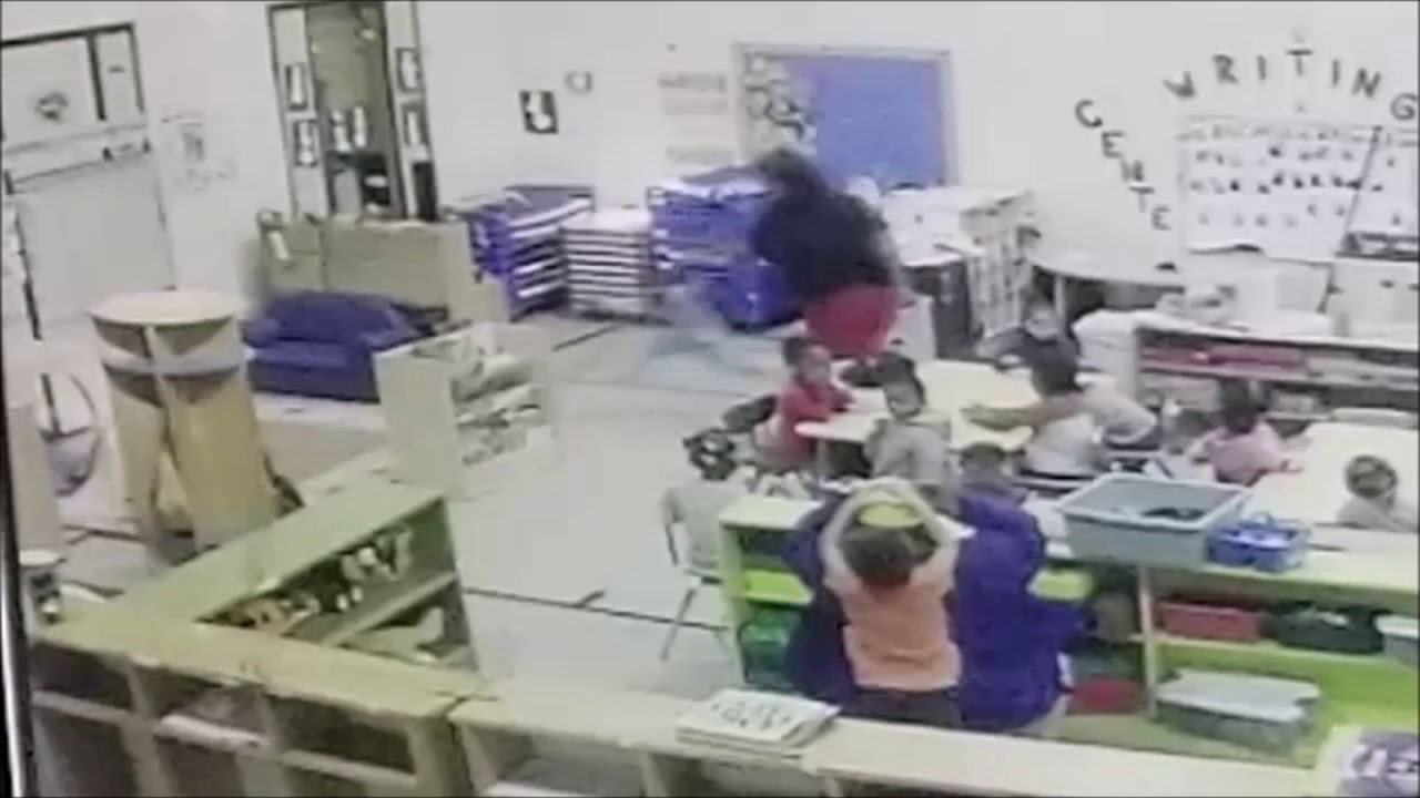 3 Year Old Thrown Across Room By St Louis Day Care Employee