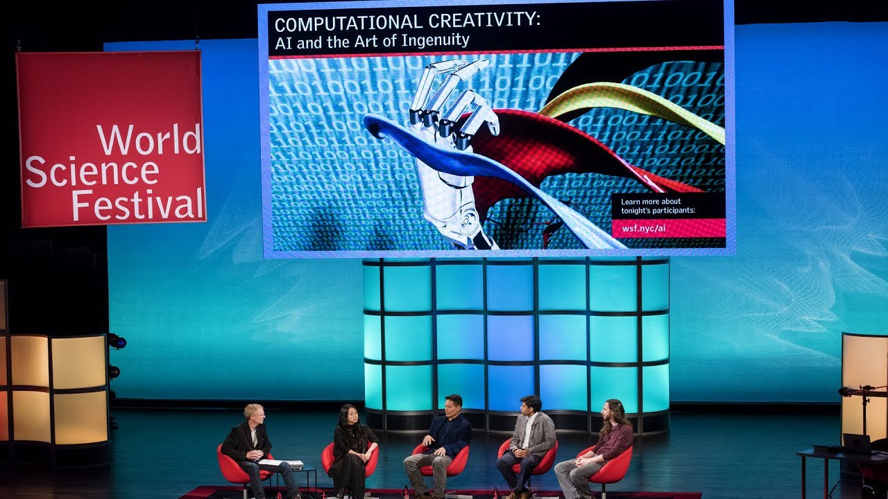 TRAILER - Computational Creativity: AI and the Art of Ingenuity