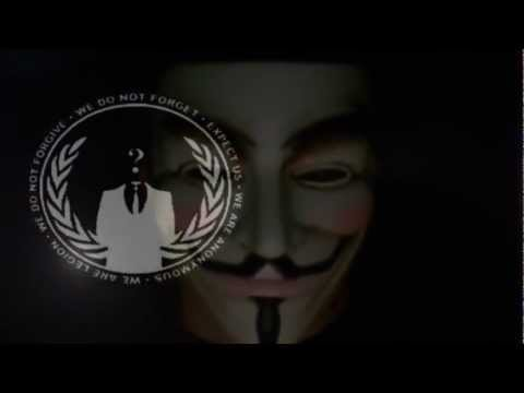Anonymous - #Operation Israel