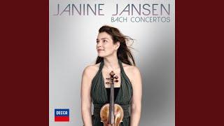 Cover images J.S. Bach: Violin Concerto No.1 in A minor, BWV 1041 - 3. Allegro assai