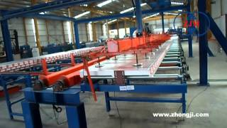 sp 9 stacking for sandwich panel