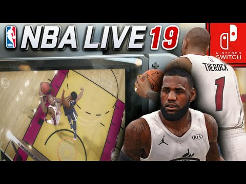 Is Nba Live 19 Getting Nintendo Switch Support | Portable Streets Mode