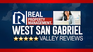 Real Property Management West San Gabriel Valley Reviews