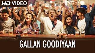 Gallan Goodiyaan Full Track | Dil Dhadakne Do | Farhan Akhtar | Sukhwinder Singh | Yashita Sharma