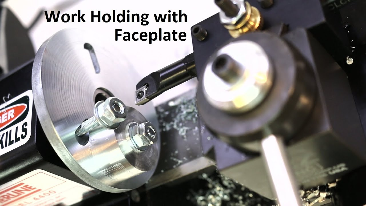 Metal Lathe Faceplate Turning